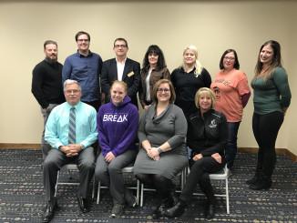 2018 Charity Recipients